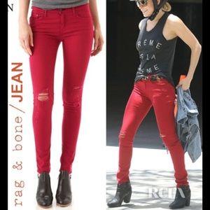 Rag & Bone Skinny Jeans size 24
